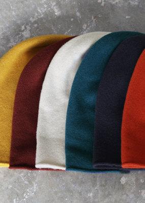 . WOOL BEANIE · Colours