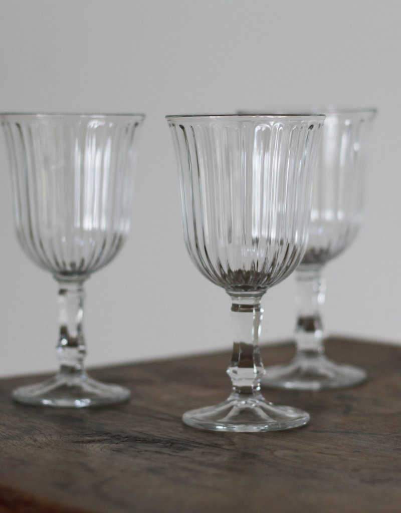. CALLA WATER GLASS