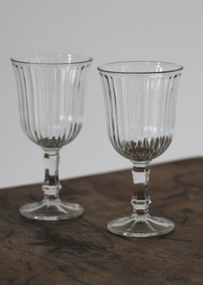 . CALLA WATER GLASS