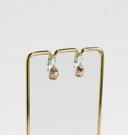 . CLAIR SILVER PLATED EARRINGS