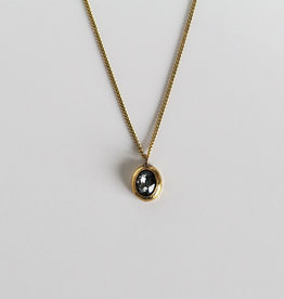 . VERONIQUE GOLD PLATED NECKLACE