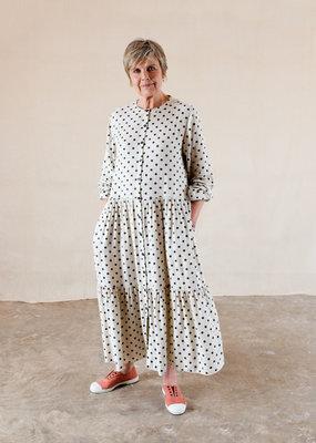 KAIA DOT DRESS