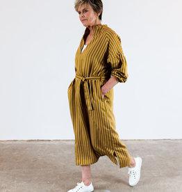 DIANA OVERSIZED COTTON DRESS
