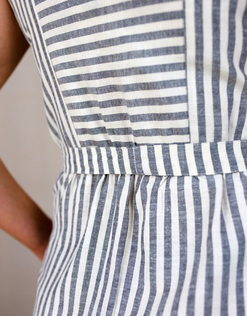 TIERRA STRAPPY DRESS