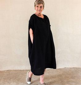 ANOUK OVERSIZED LINEN DRESS