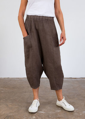 BELLEZZA LINEN TROUSERS