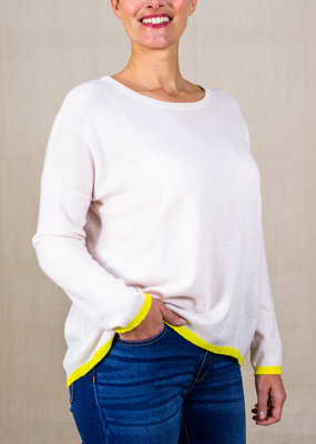 Jumper 1234 TIPPED CASHMERE SWEATER · Colours