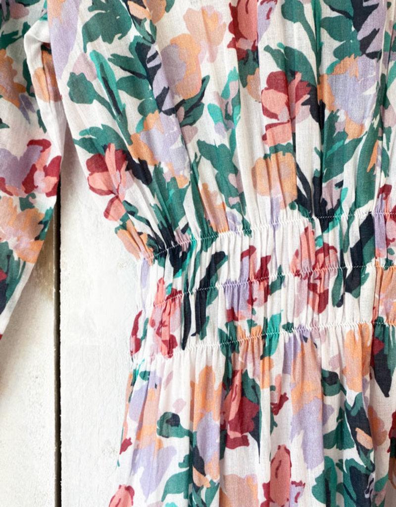 . RITA FLORAL MAXI DRESS