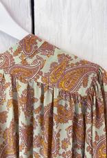 . MULLE PAISLEY DRESS