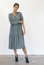 TAMSIN TIERED DRESS