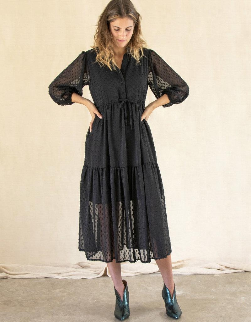 . JOSIE TIERED DRESS