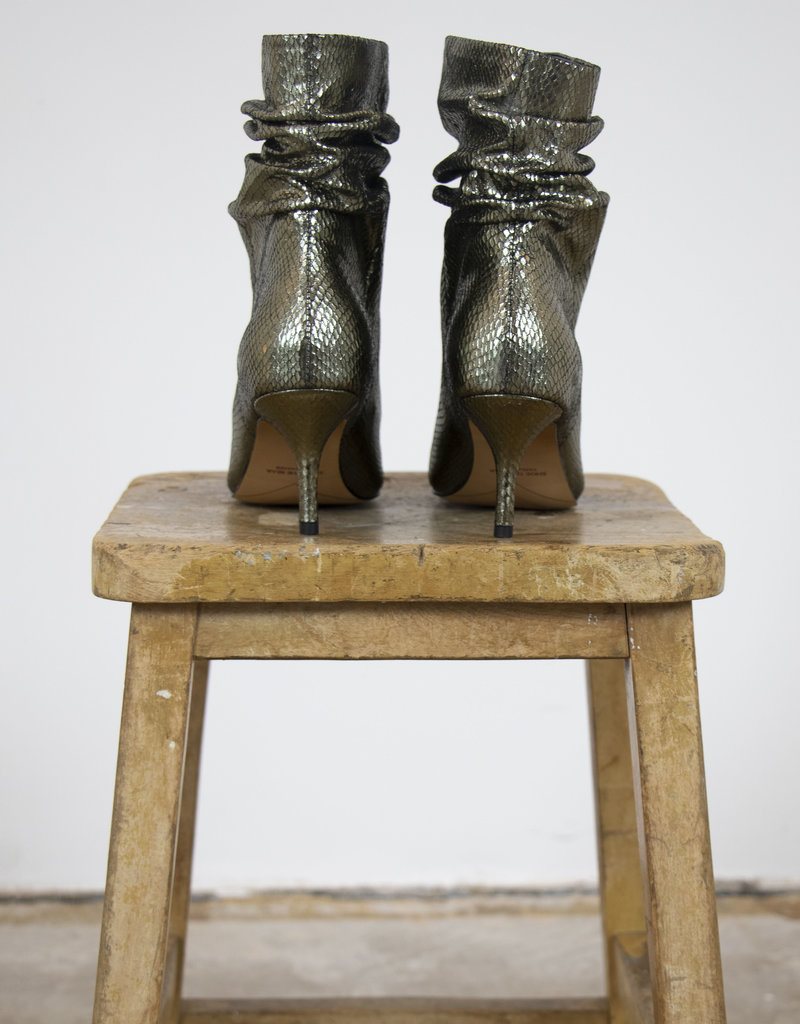 Shoe the Bear AGNETE RELAXED METALLIC BOOTS