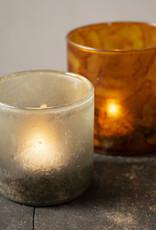 Busby & Fox ETHEREA GLASS TEALIGHT HOLDER Small