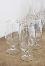 Busby & Fox STELLA STAR CUT WINE GLASS