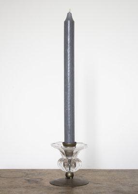 Busby & Fox LARA GLASS CANDLESTICK