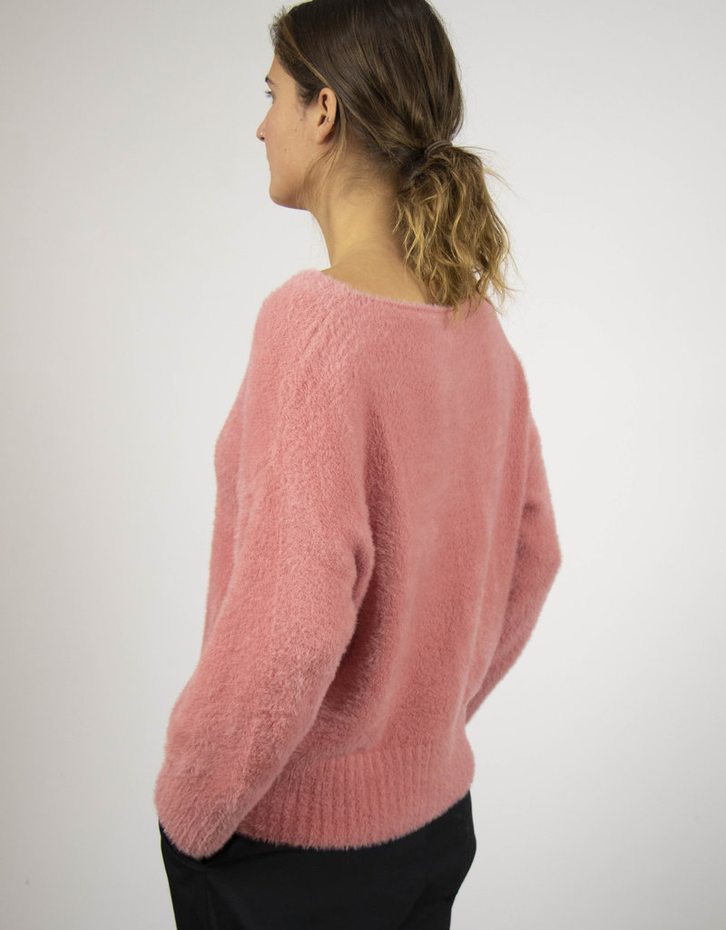 . ROSALIE SUPERSOFT SWEATER