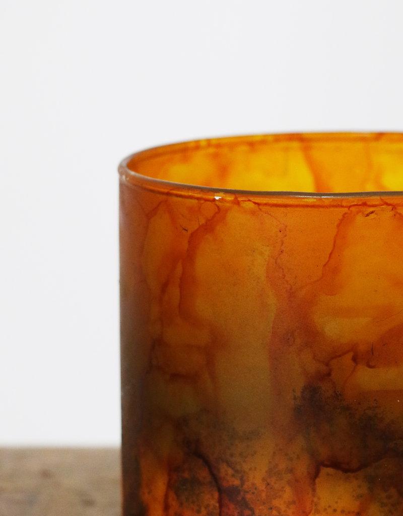 . ETHEREA GLASS TEALIGHT HOLDER Large