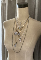 . PRUE FINE BEADED NECKLACE