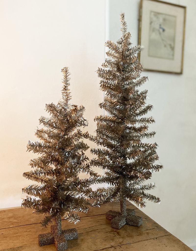 Busby & Fox TINSEL CHRISTMAS TREE