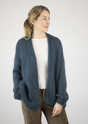 Emma Vowles DINA CHUNKY KNIT CARDIGAN · Colours