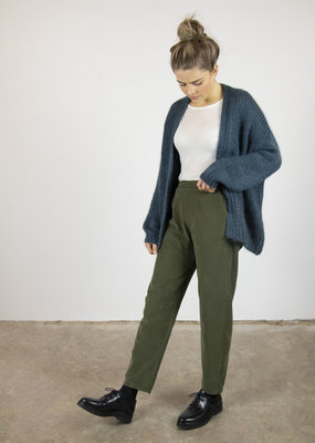 Emma Vowles NINA STRETCH CORDUROY TROUSERS · Colours