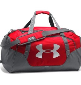 UNDER ARMOUR UA Undeniable Duffle 3.0 MD-RED/GPH/SLV-OSFA