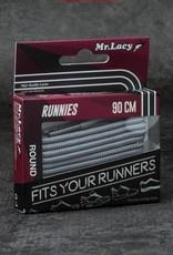 MR LACY Laces Runnies Grey/GREY/OSFA