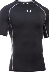 Under Armour HG Armour SS Compression - black