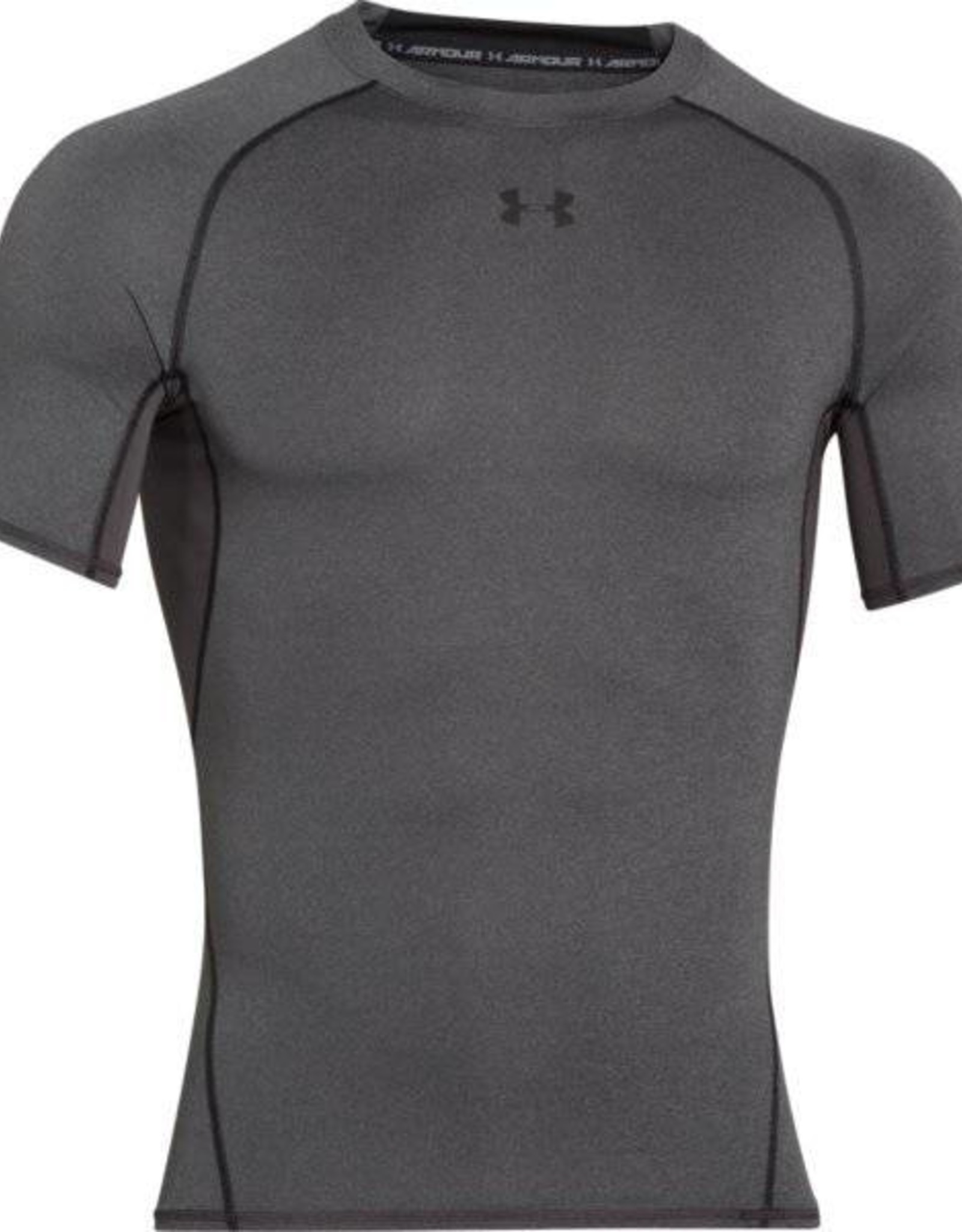 Under Armour HG Armour SS Compression - grey