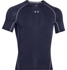 UNDER ARMOUR HG Armour SS Compression - blue