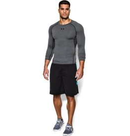 UNDERARMOUR HG Armour LS Compression - dark grey
