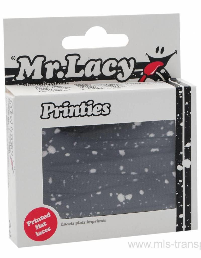 MR LACY Laces Printies Cement//OSFA