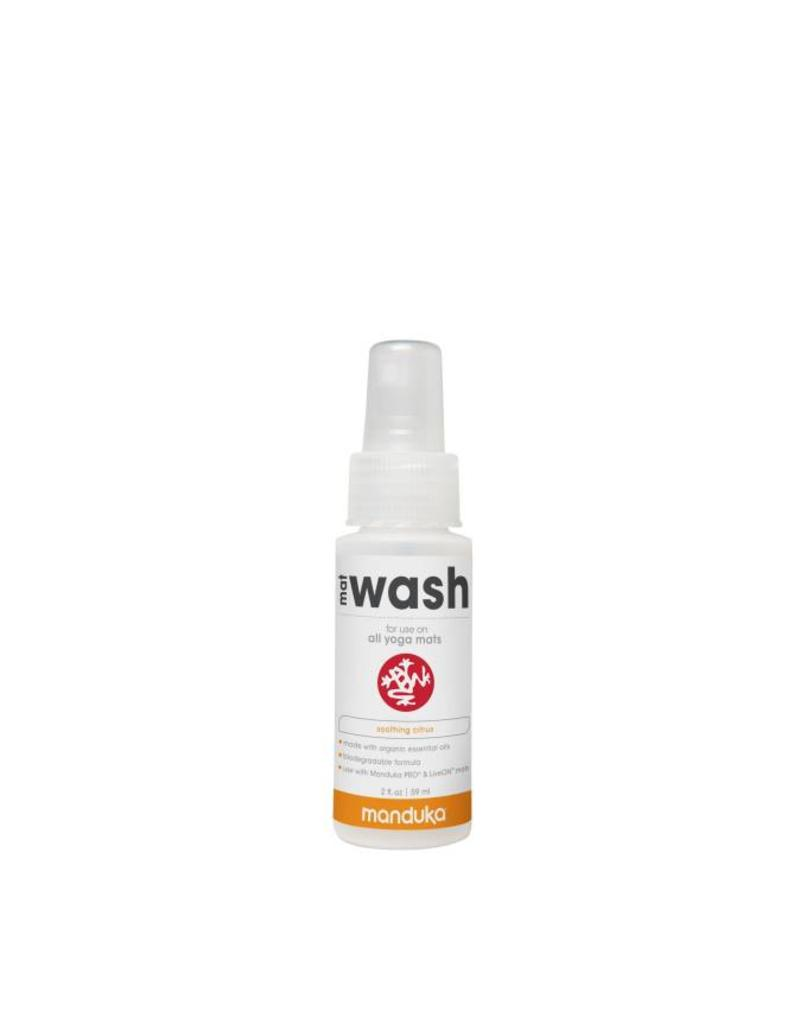 MANDUKA MatWash Renew 2 OZ Citrus