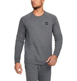 UNDERARMOUR Rival Fleece Crew - grey