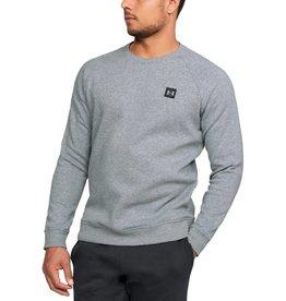 UNDERARMOUR Rival Fleece Crew - light grey