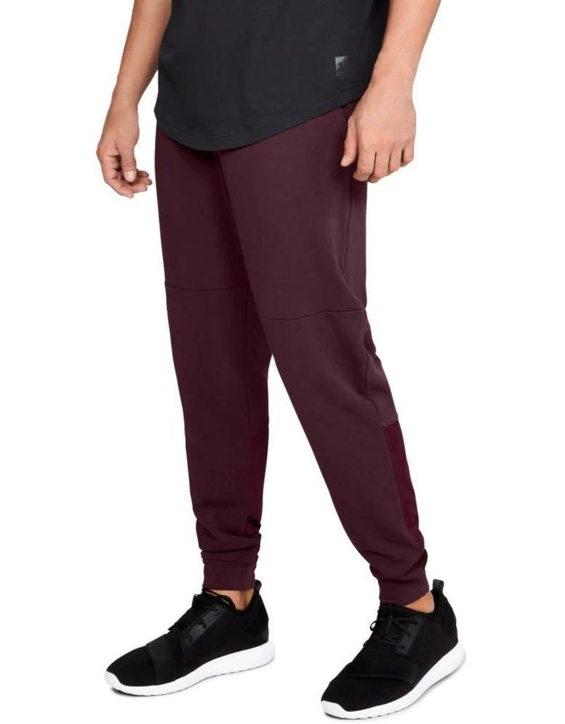 watch finest selection how to choose UNDER ARMOUR MICROTHREAD TERRY JOGGER-RED
