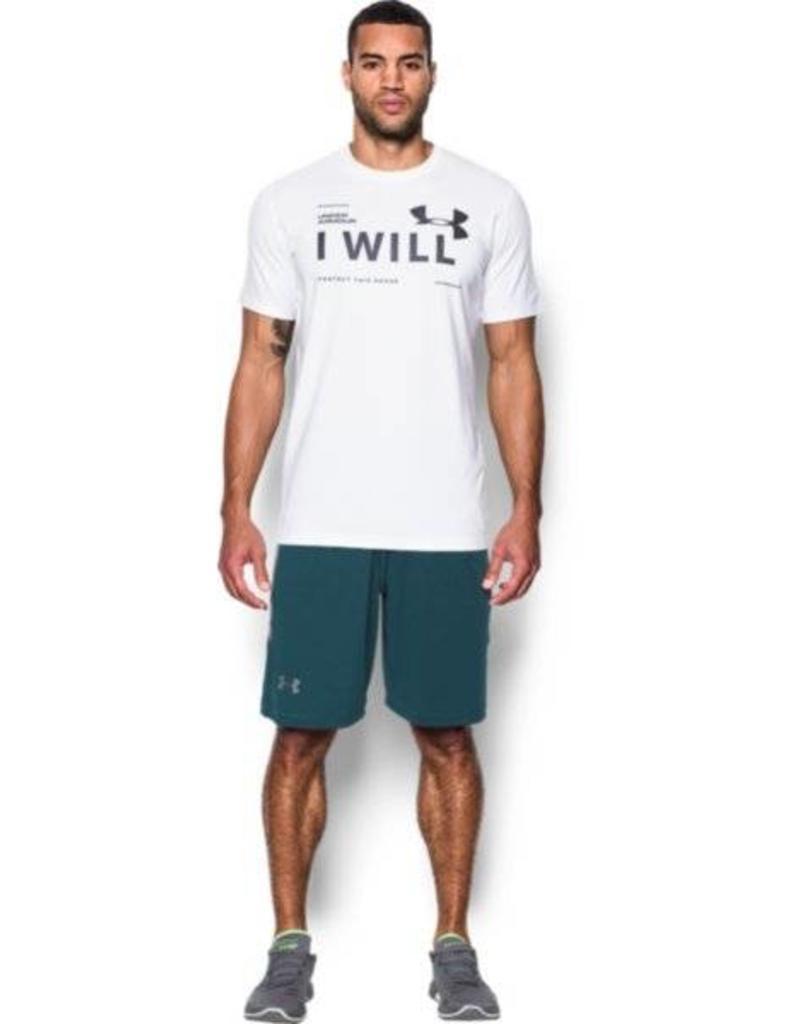 UNDERARMOUR UA I Will SS-white