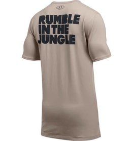 UNDERARMOUR Ali Rumble In The Jungle Tee - beige