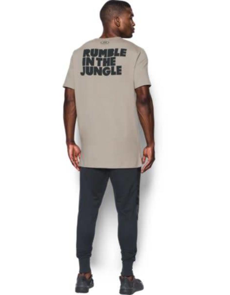UNDERARMOUR Ali Rumble In The Jungle Tee - beige