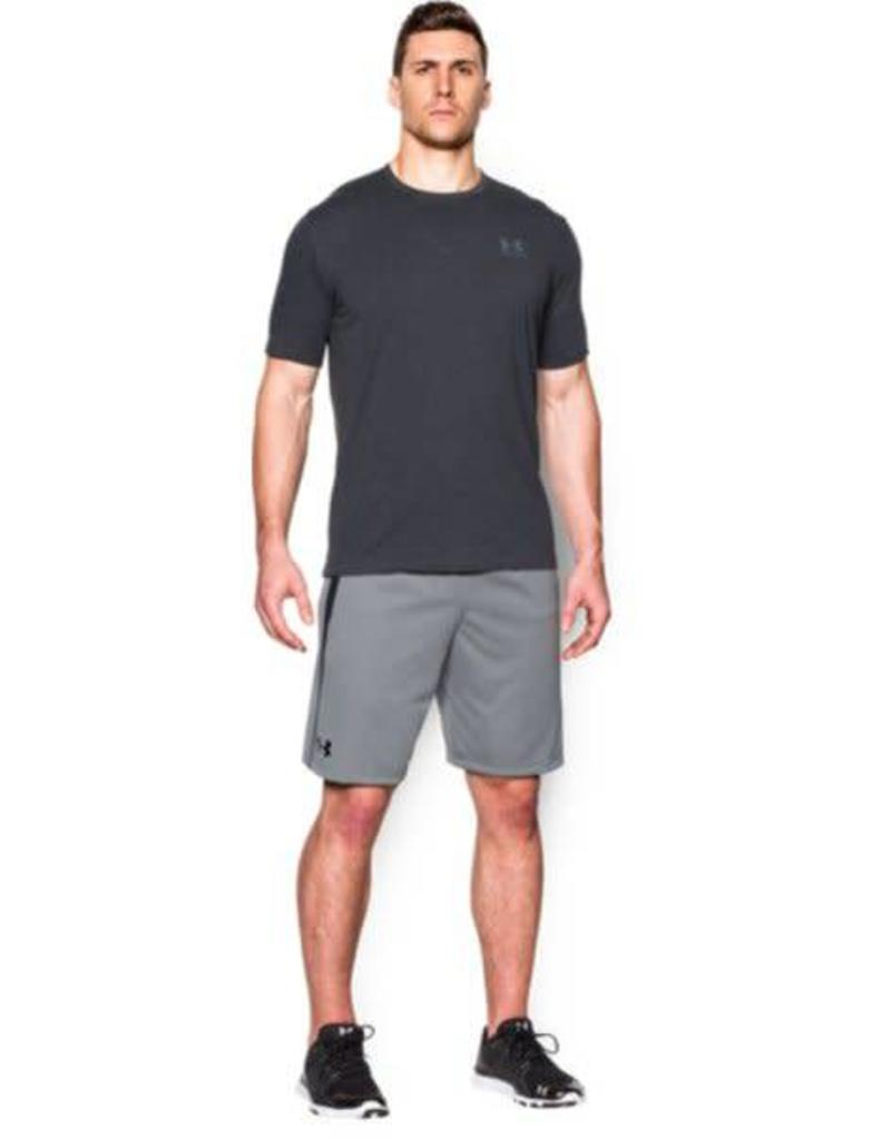 UNDERARMOUR UA TECH MESH SHORT-GRY-SM