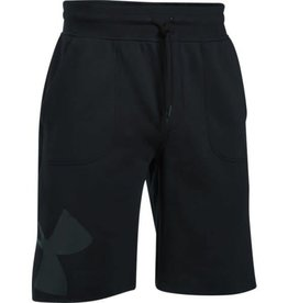 UNDERARMOUR Rival Exploded Graphic Short - black
