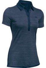 UNDERARMOUR Zinger SS Polo - blue