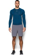 UNDERARMOUR HG Armour LS Compression - petrol blue MD