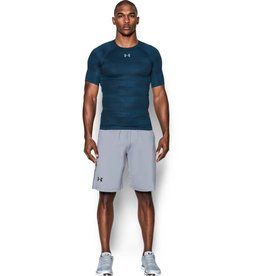 UNDERARMOUR HG Armour SS Compression - blue print