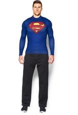 UNDERARMOUR CG Armour LS Compression - Superman