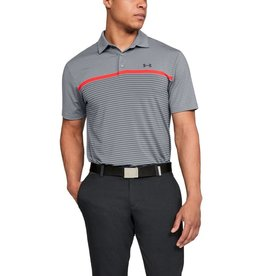 UNDERARMOUR UA Playoff Polo-GREY
