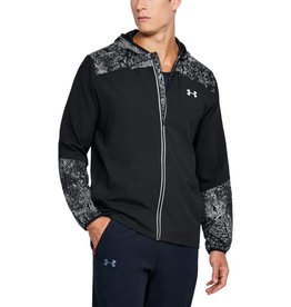 UNDERARMOUR UA Storm Printed Jacket-black