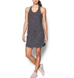 UNDERARMOUR Favorite Mesh Dress - grey XS