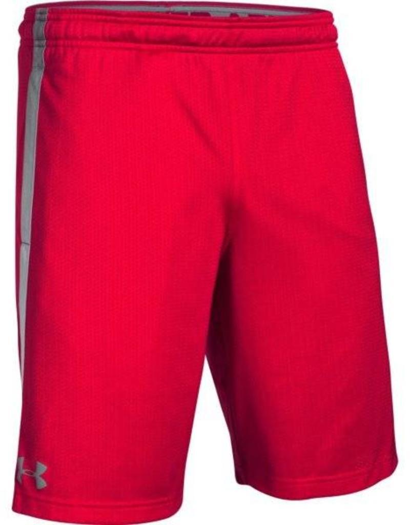 UNDERARMOUR Tech Mesh Short - red