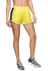 UNDERARMOUR Fly By Short - yellow